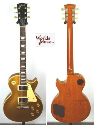GIBSON Les Paul Standard GOLDTOP 1999 'Limited Edition' import *OCCASION*