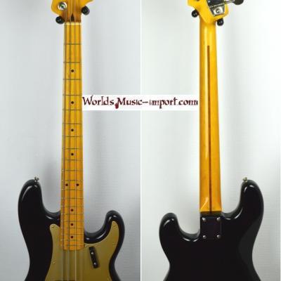 VENDUE... FENDER Precision Bass '57-US Black 2004 Japon *OCCASION*