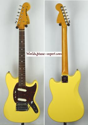 FENDER Mustang MG 69' White 2004 Japon Import *OCCASION*