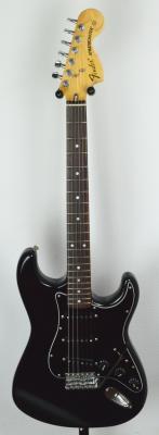 FENDER Stratocaster JV ST'72 BLACK 1984 Japon RARE *OCCASION*