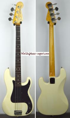 FENDER Precision Bass PB'70-US White Japon 2008 Import *OCCASION*