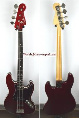 FENDER Jazz Bass Aerodyne Deluxe OCR 2007 Japon  *OCCASION*