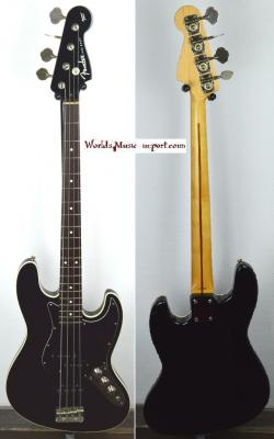 VENDUE... FENDER JAZZ BASS AERODYNE BLACK Japon 2007  *OCCASION*
