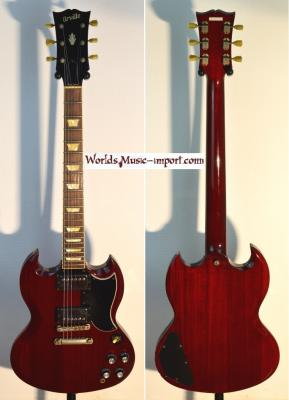 ORVILLE SG 62' Heritage Cherry 1991 Japon Import *OCCASION*