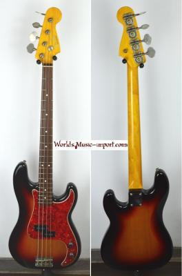 FENDER Precision Bass '62 3TS 2000 Japon *OCCASION*
