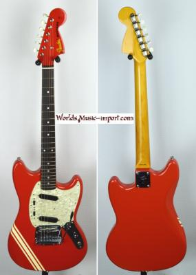 FENDER Mustand '73 MH Racing FRD 2012 Japan Import *OCCASION*