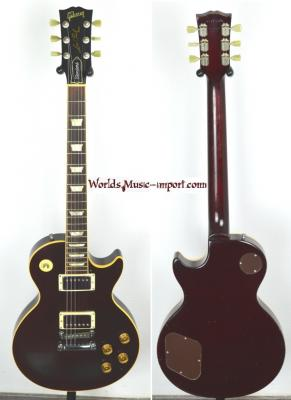 GIBSON Les Paul Standard Win Red 1993 US Import *OCCASION*