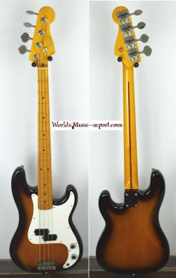 FENDER Precision Bass '57-US 2ts 2000 Japon Import *OCCASION*