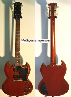 VENDUE... GIBSON SG SPECIAL P90 Custom Shop 'Historic Collection' USA *OCCASION*
