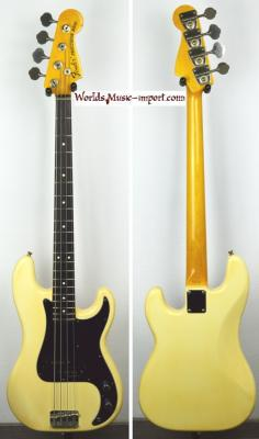 FENDER Precision Bass 70'-US VWHITE 2003 Japon *OCCASION*