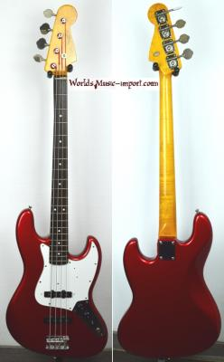 FENDER Jazz Bass 62' CAR 2003 Japon Import  *OCCASION*