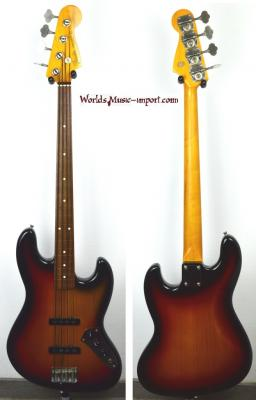 FENDER Jazz Bass '62-US FL 3TS 1993 Fretless JAPON *OCCASION*