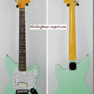VENDUE... Fender Jag-stang Sonic Blue 2000 Kurt COBAIN japon *OCCASION*