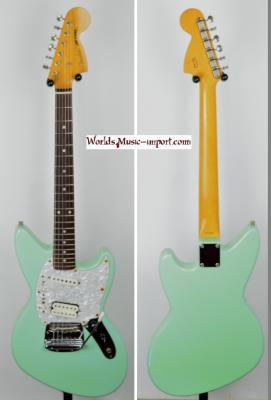 Fender Jag-stang Sonic Blue 2000 Kurt COBAIN japon *OCCASION*