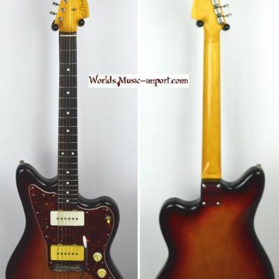 VENDUE...  FENDER Jazzmaster JM-66 Circa 3TS 1985 Post JV Japon Import *OCCASION*