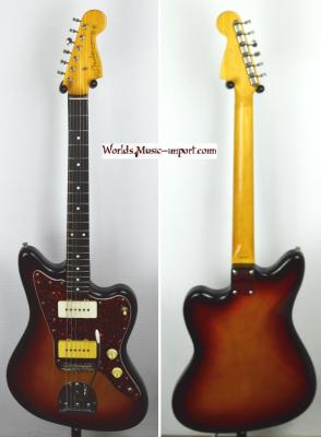 VENDUE...  FENDER Jazzmaster JM-66 Circa 3TS 1985 Post JV Japon Import *OCCASION*