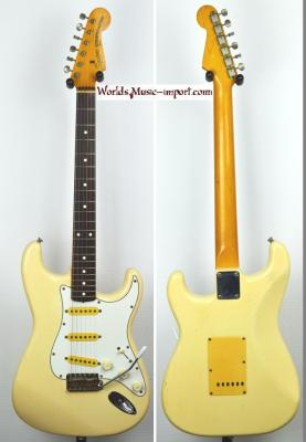 VENDUE... Squier by FENDER Stratocaster '62 JV 1982 White Japon  *OCCASION*