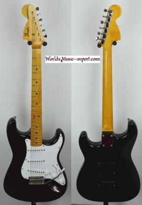 FENDER Stratocaster ST'68-TX Jimmy Hendrix BK 2004 JAPON Rare *OCCASION*