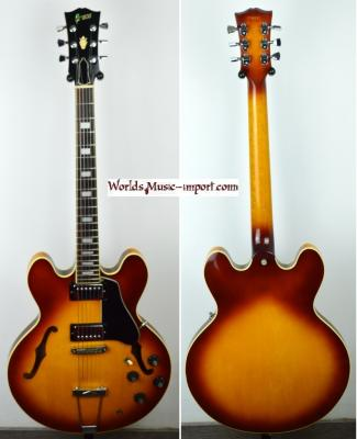 VENDUE... GRECO SA-550S Sunburst Es335 1978 Japon import *OCCASION*