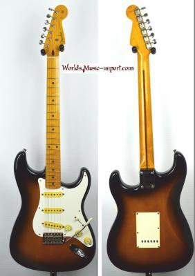 VENDUE... -FENDER Stratocaster ST-57' 2TS 1989 Japon! *OCCASION*