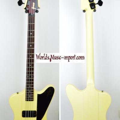 VENDUE... GRECO Bass Thunderbird VWHITE 1987 Japon *OCCASION*