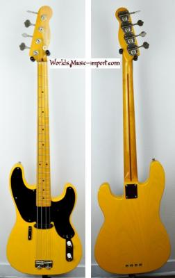 FENDER Bass OPB-51-105SD BLD 2007 Rare JAPON *OCCASION*