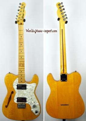 VENDUE... GRECO Telecaster Thinline 72' ASH Spacey Sound 1976 Japon import *OCCASION*