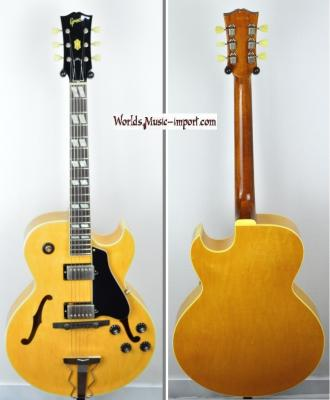VENDUE... GRECO Jazz FA-76 Natural Gloss 1986 ES175 Japon Import *OCCASION*