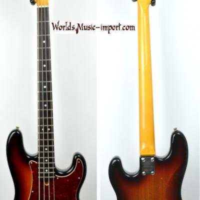 VENDUE... GRECO Precision Bass Sunburst 1975 Japon Import *OCCASION*