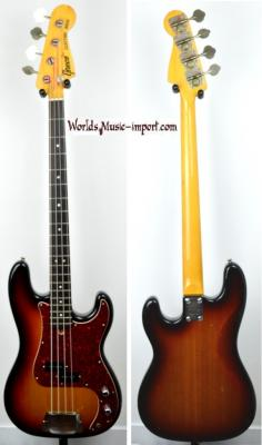 VENDUE... GRECO Precision Bass Sunburst 1975 Japon Import *OCCASION*