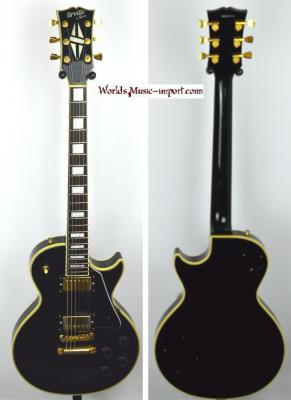 VENDUE... Orville by GIBSON Les Paul Custom Black 1989 Japan *OCCASION*