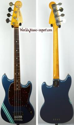 VENDUE... Fender Mustang Bass MB-98' OLB Competition 2010 Rare Japon import  *OCCASION*