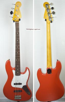 FENDER Jazz Bass 62' FRD RARE 2008 Japon import *OCCASION*