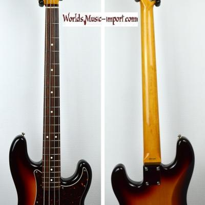 VENDUE... FENDER Precision Bass PB'62 3TS 2015 Japon import *OCCASION*