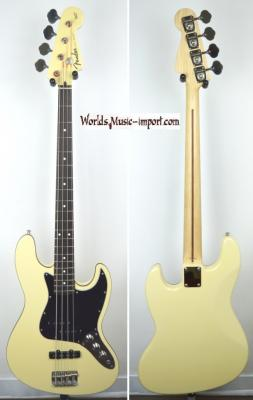 VENDUE... FENDER Jazz Bass Aerodyne DLX VWH 2007 japon import *OCCASION*