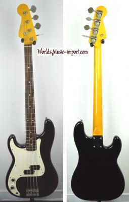 FENDER Precision Bass 62' LH BK 'Gaucher' 1999 Japon *OCCASION*
