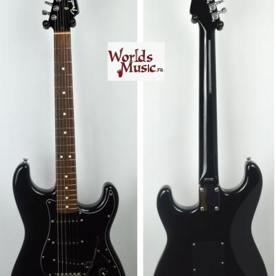 VENDUE... FENDER Stratocaster 62'-MH Black Limited Ed. 'RARE' 2009 Japon *OCCASION*