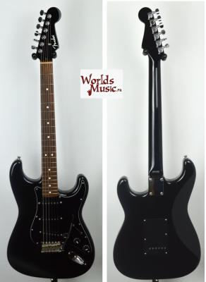 FENDER Stratocaster 62'-MH Black Limited Ed. 'RARE' 2009 Japon *OCCASION*