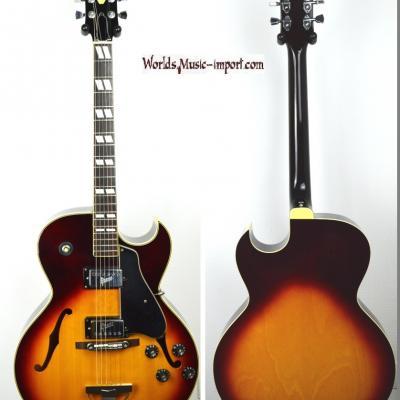 VENDUE... GRECO Jazz FA-67' Sunburst 1973 Japon Import ES175 1973 Japon import *OCCASION*