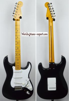 VENDUE... FENDER Stratocaster ST-57'-TX Black 2004 Japon Import *OCCASION*