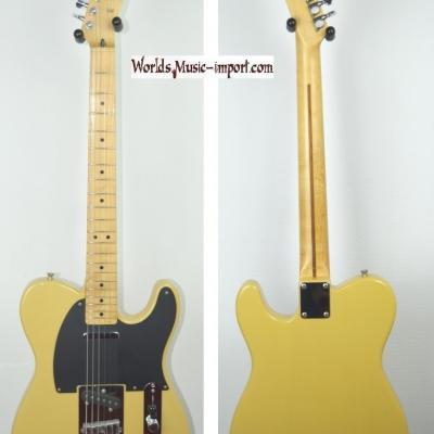 VENDUE... FENDER Telecaster Standard Vintage Blonde 2004 Japon import *OCCASION*