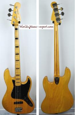 VENDUE... FENDER Jazz Bass 75'-US 2004 VNT