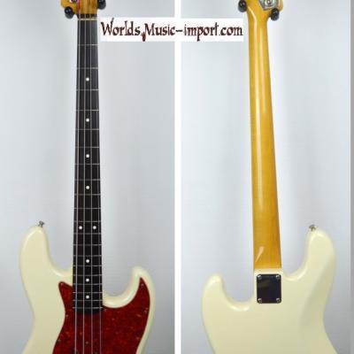 VENDUE... FENDER Jazz Bass '62-75 WH JV 1983 Japon Import *OCCASION*