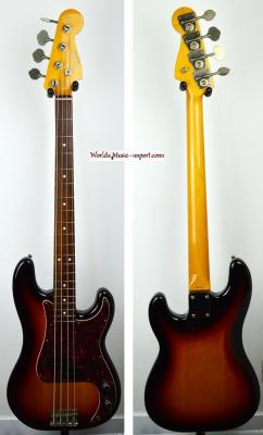 VENDUE... FENDER Precision Bass '62-US 1998 3TS Japon import *OCCASION*