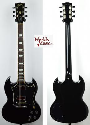 GIBSON SG Standard Black 2002 USA Import *OCCASION*