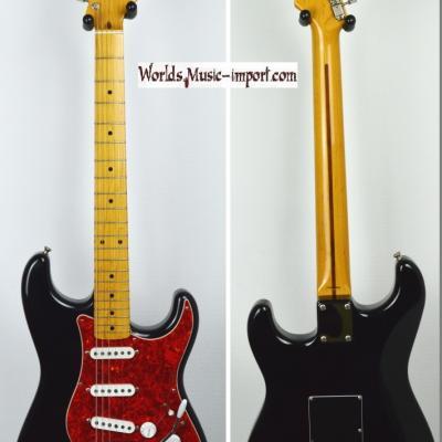 VENDUE... FENDER Stratocaster ST'57 RI Black 1999 Japon import *OCCASION*