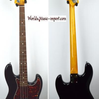 VENDUE... FENDER Jazz Bass JB'62-US Black 2003 Japon import *OCCASION*