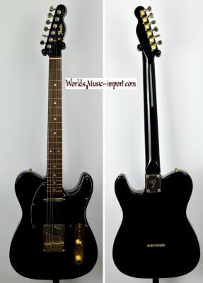 VENDUE... FENDER Telecaster TL-55' MH Black 1985 Japon Import *OCCASION*