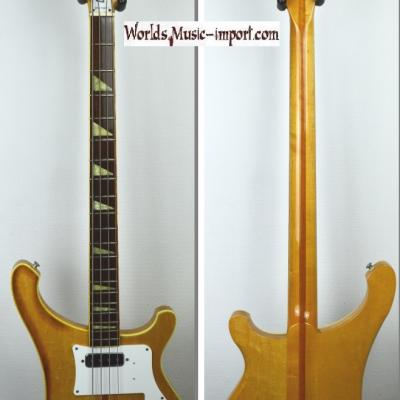 VENDUE... GRECO RB-700 Rickenbacker Bass Natural 1976 Japon import *OCCASION*