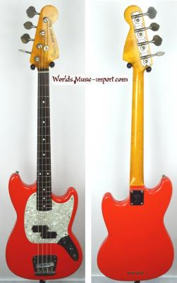 FENDER MUSTANG BASS MB-98-70 SC FRD 1999 Japon  Import *OCCASION*